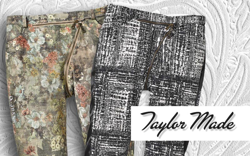 Q-Jeans Taylor Made Kollektion